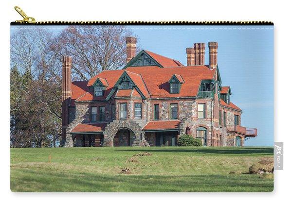 The Historic Eustis Estate In Milton Massachusetts Carry-all Pouch