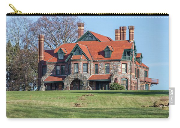 The Historic Eustis Estate In Milton Massachusetts Carry-all Pouch