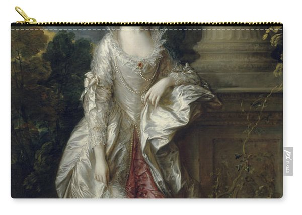 The Honourable Mrs Graham  Carry-all Pouch