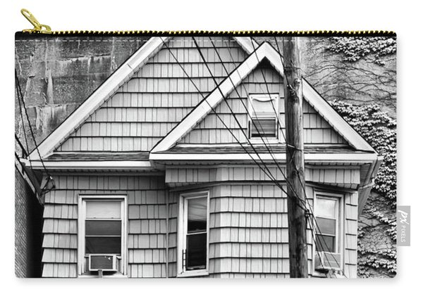 The House Of Two Gables Carry-all Pouch