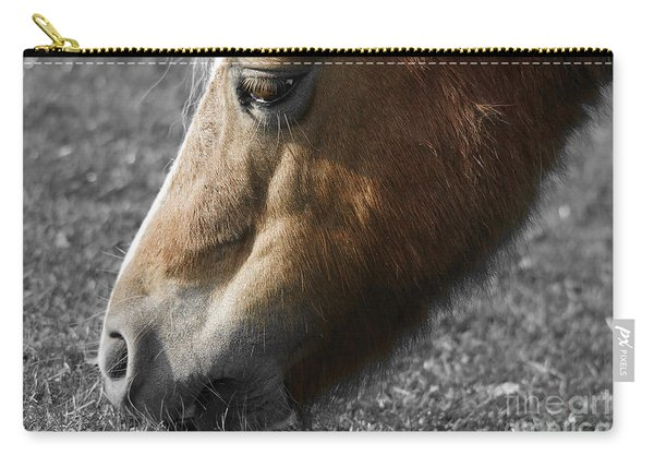 The Hungry Horse Carry-all Pouch