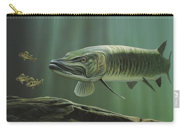 The Hunter - Musky Carry-all Pouch