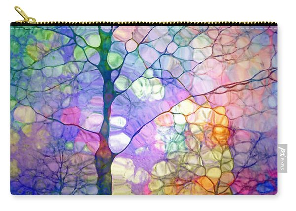 The Imagination Of Trees Carry-all Pouch