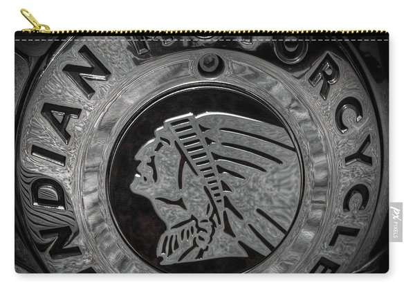 The Indian Motorcycle Logo Carry-all Pouch