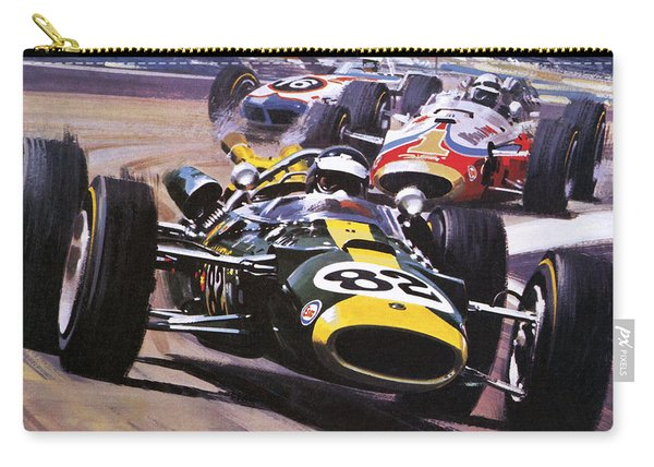 The Indianapolis 500 Carry-all Pouch