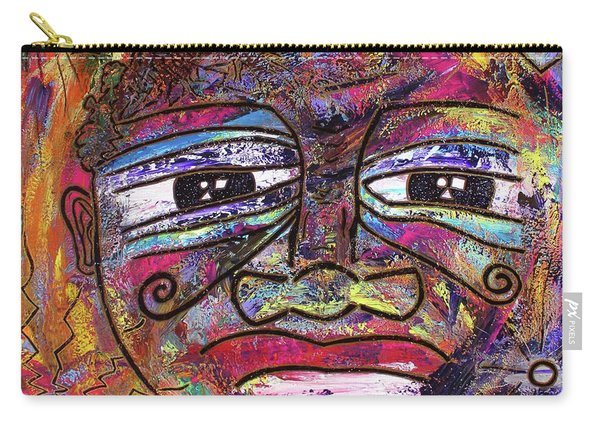 The Indigo Child Carry-all Pouch