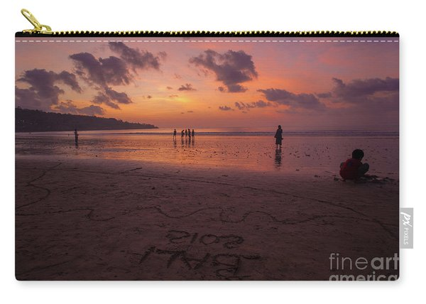 The Island Of God #15 Carry-all Pouch