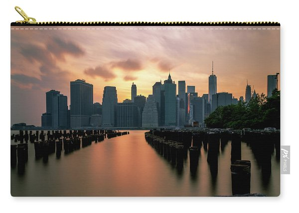 The Island Of Manhattan  Carry-all Pouch