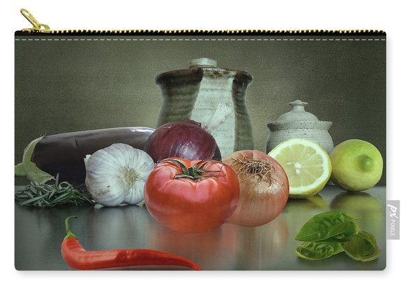 The Italian Kitchen Carry-all Pouch