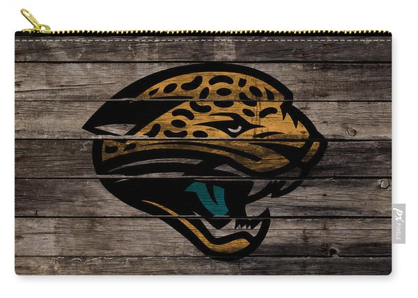 The Jacksonville Jaguars 1w Carry-all Pouch