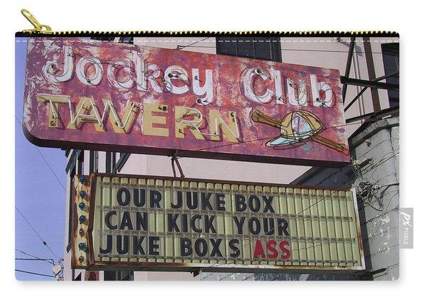 The Jockey Club Carry-all Pouch
