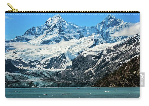The John Hopkins Glacier Carry-all Pouch