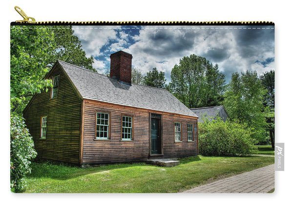 The John Wells House In Wells Maine Carry-all Pouch
