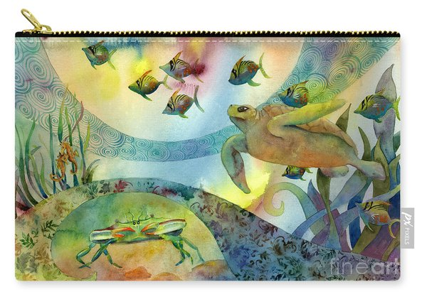 The Journey Begins Carry-all Pouch