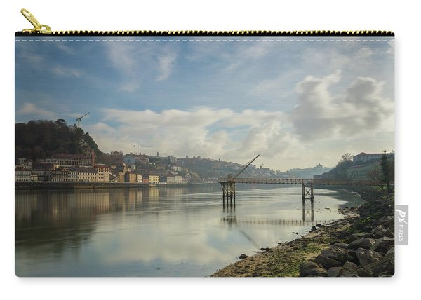 The Journey Into Porto Carry-all Pouch