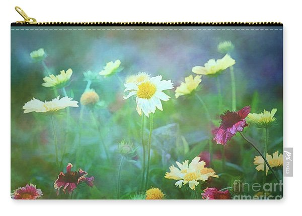 The Joy Of Summer Flowers Carry-all Pouch