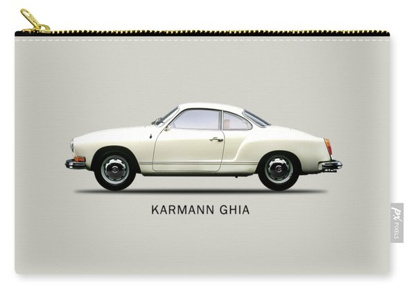 The Karmann Ghia Carry-all Pouch