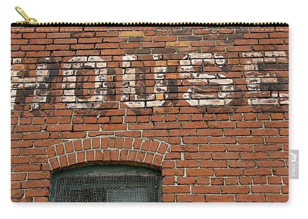 The Kleinschmits Malt House Detail Carry-all Pouch