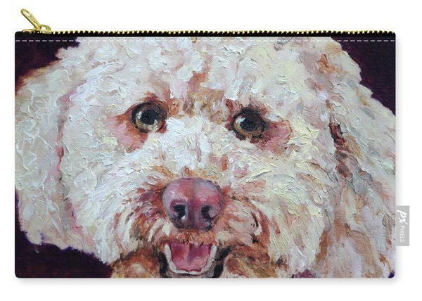 The Labradoodle Carry-all Pouch