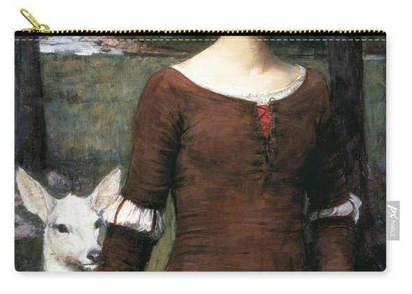 The Lady Clare Carry-all Pouch