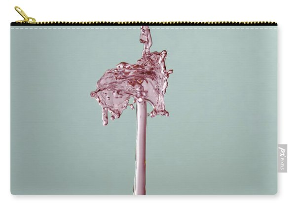 The Lady On The Water Drop Carry-all Pouch
