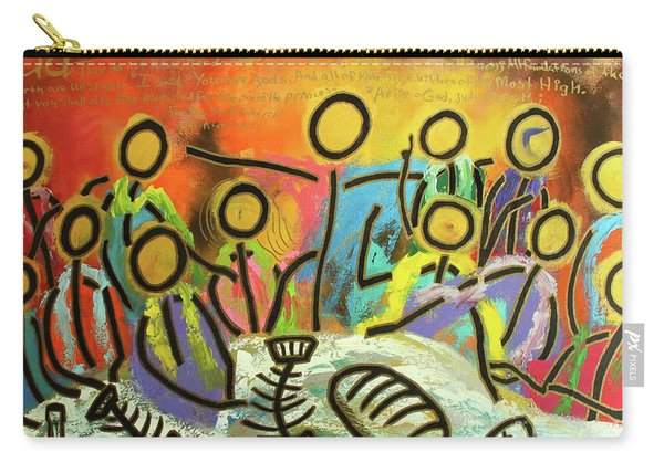The Last Supper Recitation Carry-all Pouch