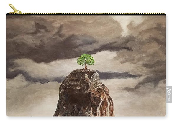 The Last Tree Carry-all Pouch