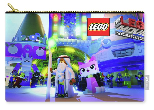 The Lego Movie Videogame Carry-all Pouch