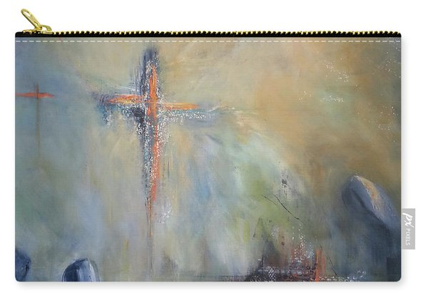 The Light Of Christ Carry-all Pouch