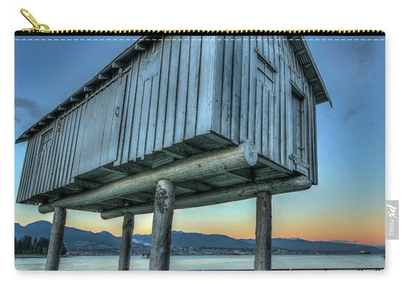 The Lightshed By Liz Magor Carry-all Pouch