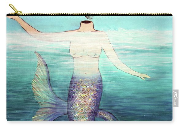 The Little Mermaid, Original Story Carry-all Pouch