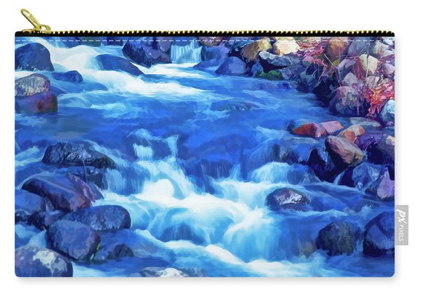 The Little Stream That Could Carry-all Pouch