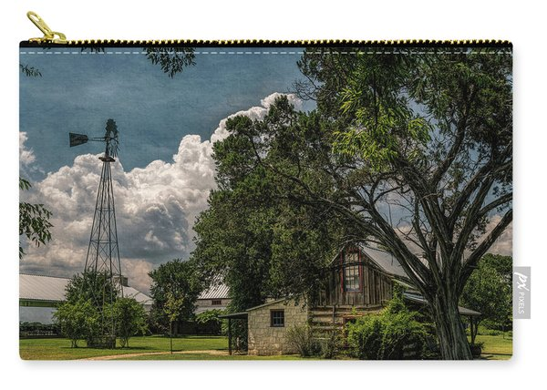 The Little Winery In Stonewall Carry-all Pouch