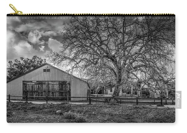 The Livery Stable And Oak Carry-all Pouch