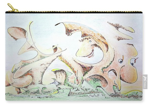 The Living Planet Carry-all Pouch