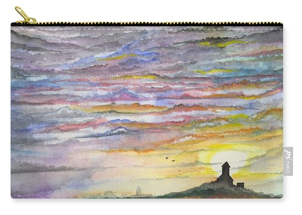 The Living Sky Carry-all Pouch