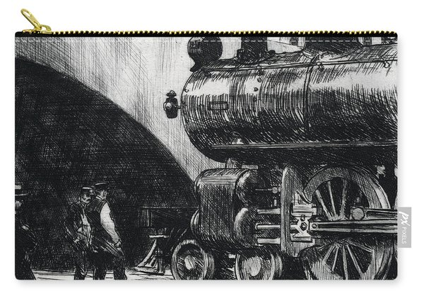 The Locomotive Carry-all Pouch