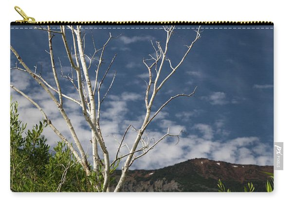 The Lonely Aspen  Carry-all Pouch