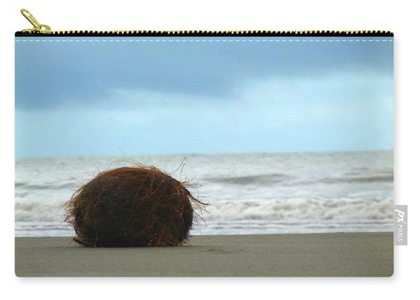 The Lonely Coconut Carry-all Pouch