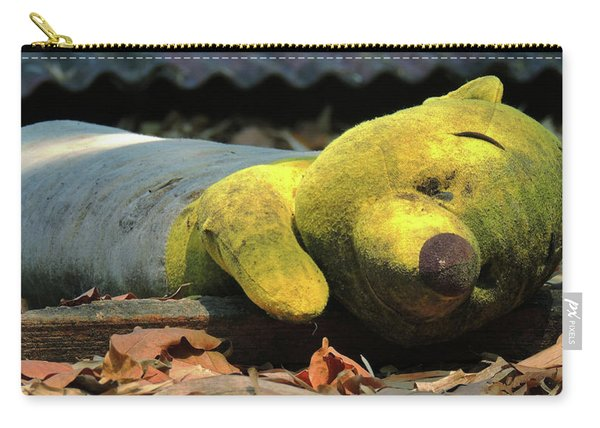 The Lonely Teddy Bear Carry-all Pouch