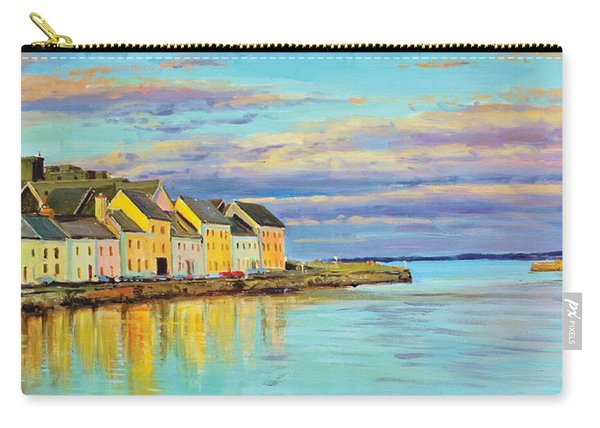 The Long Walk Galway Carry-all Pouch