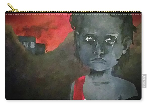 The Lost Children Of Aleppo Carry-all Pouch