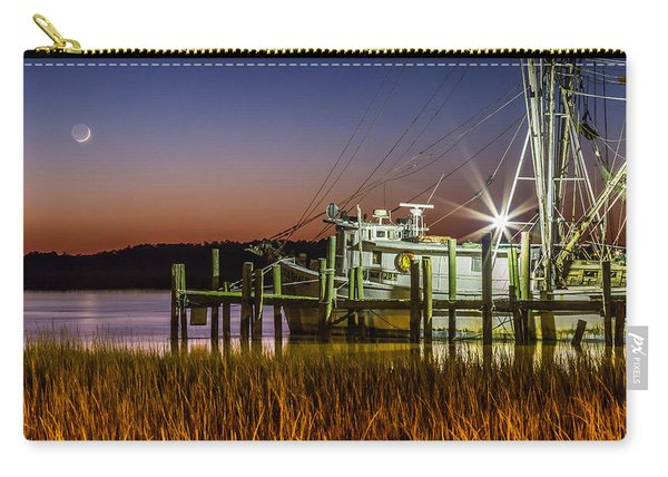 The Low Country Way - Folly Beach Sc Carry-all Pouch