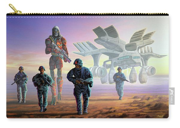 The Loyalists Carry-all Pouch