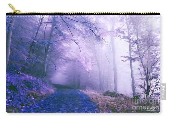The Magic Forest Carry-all Pouch