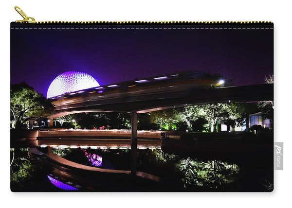 The Magic Of Epcot Carry-all Pouch