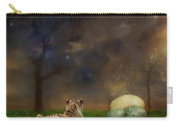 The Magical Of Life Carry-all Pouch