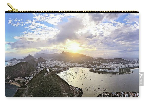 The Magnificent City Carry-all Pouch