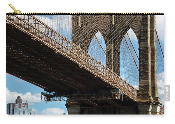The Majestic Brooklyn Bridge Carry-all Pouch