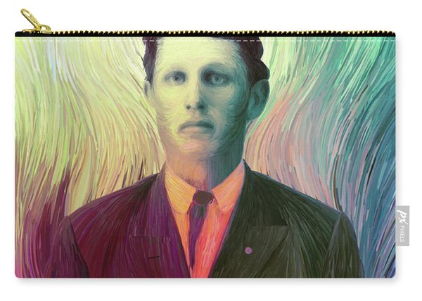 The Man With The Eyes Carry-all Pouch